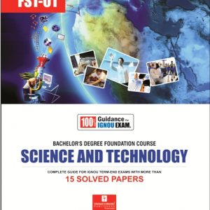 Ignou FST-1 help book