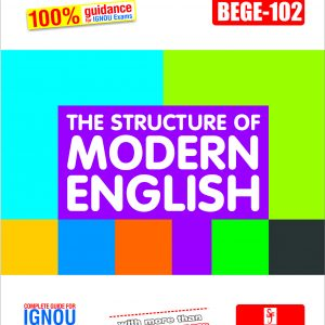 ignou BEGE-102/EEG-02 help book
