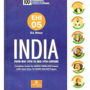 IGNOU EHI-05 HELP BOOK