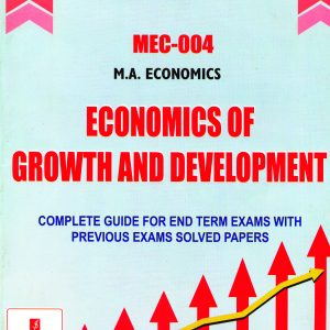 ignou mec-004 help book