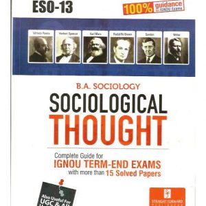 ignou eso-13 help book