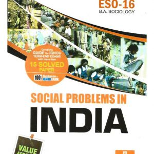 ignou eso-16 help book