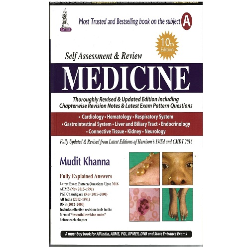 Self Assessment and Review—Medicine (Part A & Part B)
