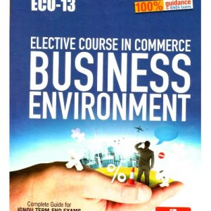 ignou ECO-13 help book