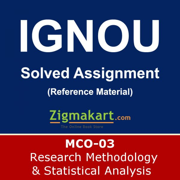 ignou mco-03 solved assignment