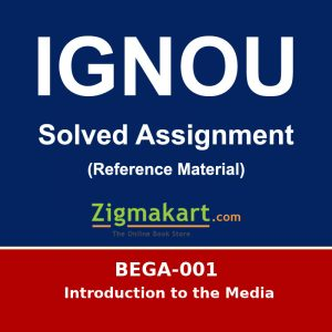 ignou bega-01 solved assignment