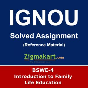 IGNOU BSWE-4 Solved Assignment