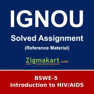 IGNOU BSWE-5 Solved Assignment