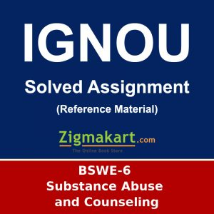 IGNOU BSWE-6 Solved Assignment