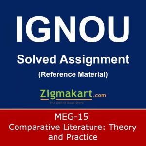 Ignou MEG-15 Solved Assignment