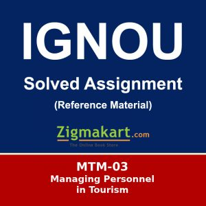 ignou MTM-03 solved assignment