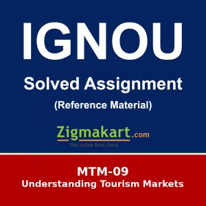 MA Tourism Solved Assignment