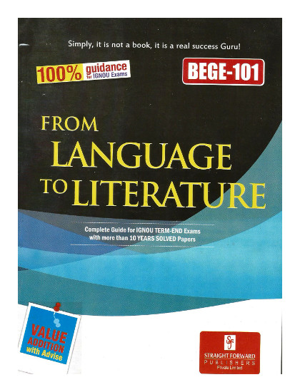 ignou BEGE-101/EEG-01 help book
