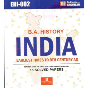 IGNOU EHI-02 HELP BOOK