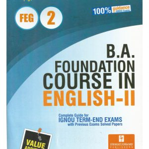 Ignou FEG-02 help book