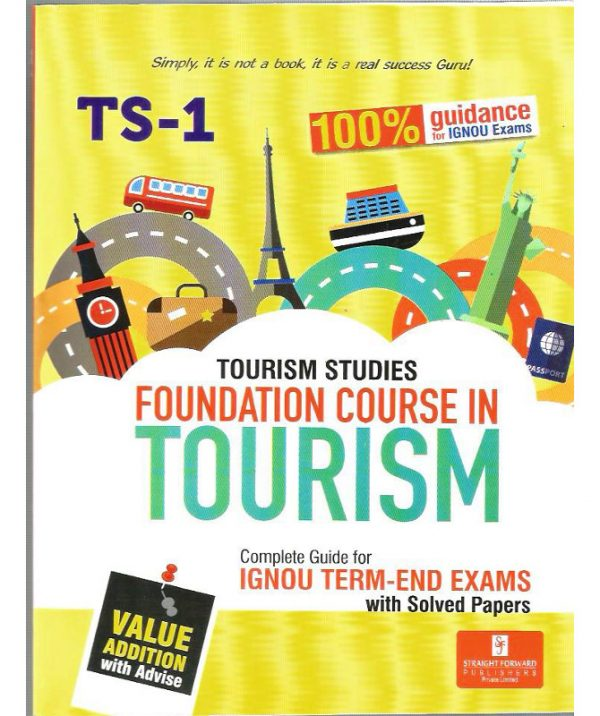 ignou TS-1 help book