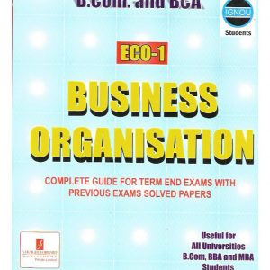 ignou eco-1 help book