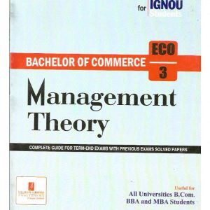 ignou eco-3 help book