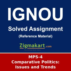 IGNOU MPS-4 Solved Assignment