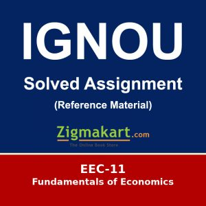 Ignou EEC-11 solved assignment