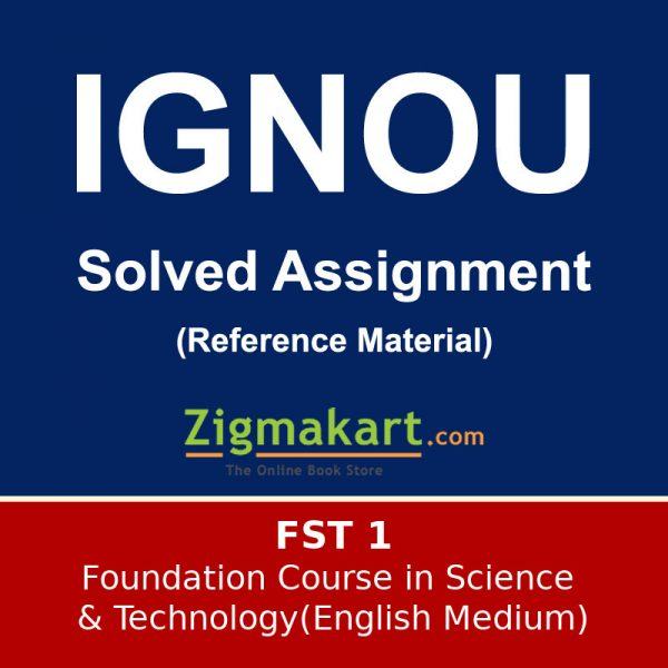 Foundation Course Solved Assignment