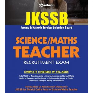 JKSSB Science Math Teacher