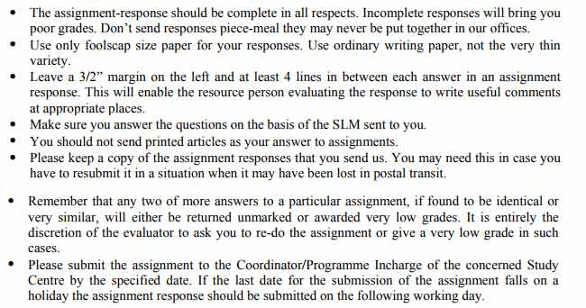 Nios assignment submission guidelines