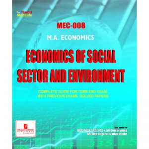 Ignou MA Economics Book