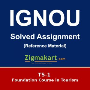 TS-1 ignou solved assignment
